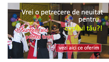 Organizare petreceri pentru copii